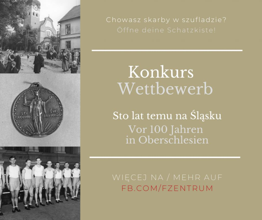 "Konkurs ""Sto lat temu na Śląsku"""