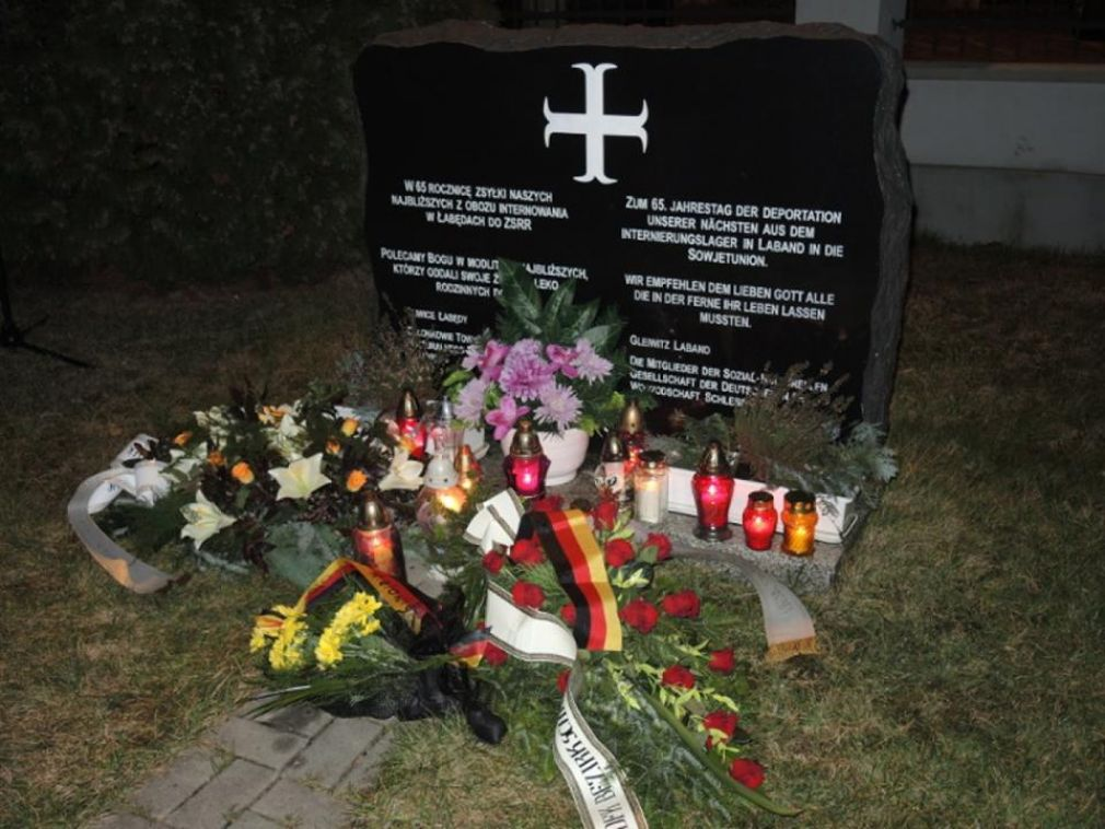 76 rocznica Tragedii Górnośląskiej w Gliwicach