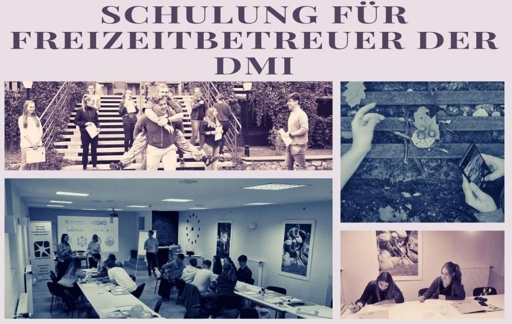 Szkolenie dla wychowawców wypoczynku skierowane do młodzieży mniejszości niemieckiej