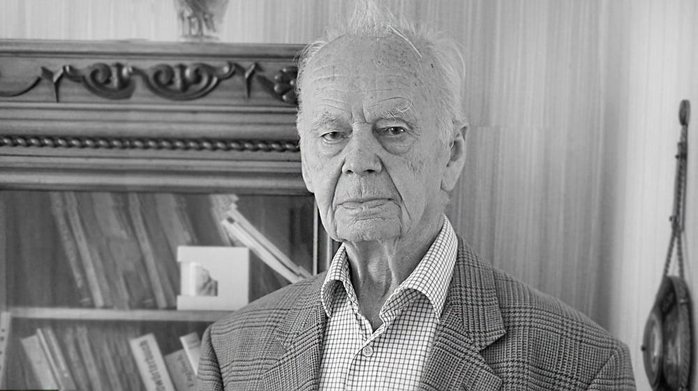 Zmarł Friedrich Schikora