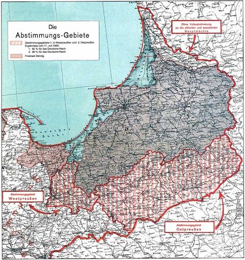 """Projekt pt. """"Plebiscyty (1920/21). Wyniki i konsekwencje referendów w Prusach Zachodnich i Wschodnich oraz na Śląsku"""""""